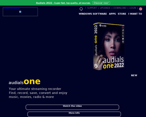 Audials Onlineshop
