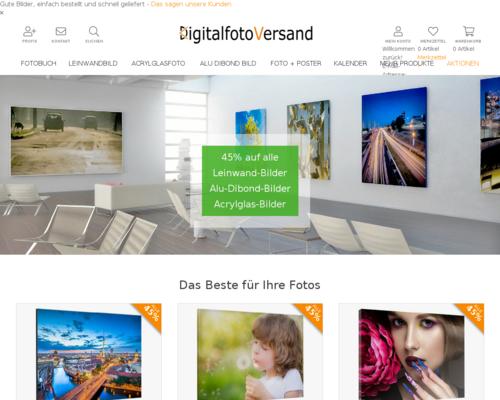Digitalfotoversand