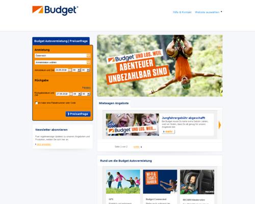 Budget AT