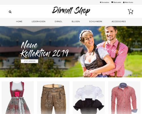 Dirndloutlet.com
